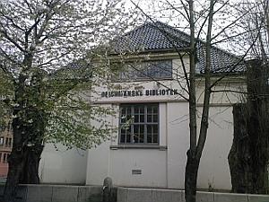 Grünerløkka bibliotek