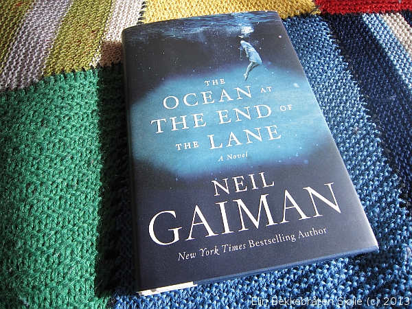The Ocean at the End of the Lane, av Neil Gaiman