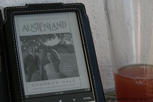 Austenland, av Shannon Hale. Foto: Elin Bekkebråten Sjølie © 2013