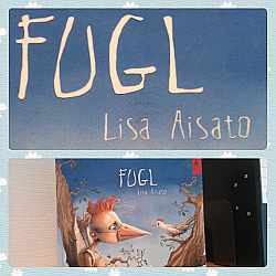 """""""Fugl"""" av  Lisa Aisato"""