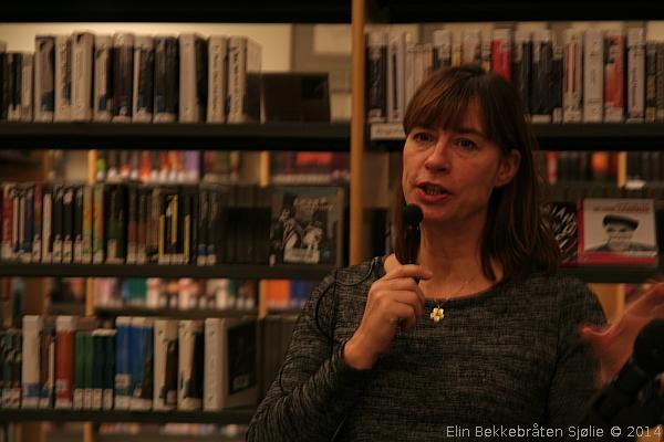 Cecilie Enger. Foto: Elin Bekkebråten Sjølie © 2014