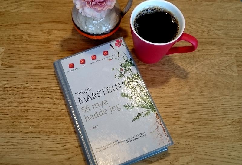 Boka så mye hadde jeg av Trude Marstein, og en kopp kaffe. Foto: Av en annen verden © 2019