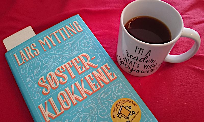 Søsterklokkene av Lars Mytting og kaffe. Foto: Av en annen verden © 2019