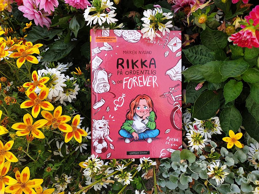 Rikka på ordentlig og forever av Maiken Nylund. Foto: Av en annen verden © 2019