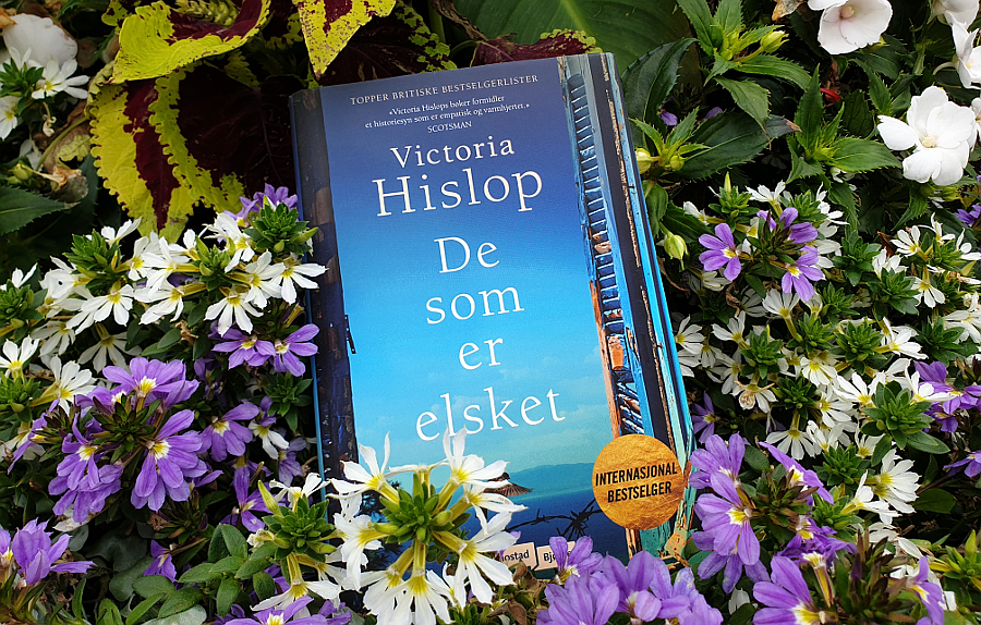 De som er elsket av Victoria Hislop. Foto: Av en annen verden © 2019